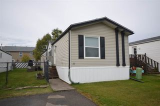 """Main Photo: 37 9203 82 Street in Fort St. John: Fort St. John - City SE Manufactured Home for sale in """"THE COURTYARD AT SOUTHRIDGE"""" (Fort St. John (Zone 60))  : MLS®# R2501590"""