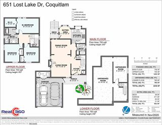 Photo 36: 651 LOST LAKE Drive in Coquitlam: Coquitlam East House for sale : MLS®# R2517820