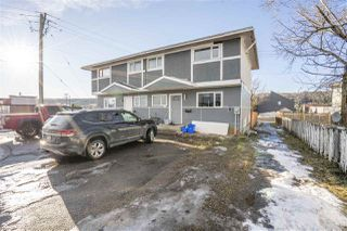 Photo 1: 105 MCDOUGAL Place in Prince George: Highland Park Townhouse for sale (PG City West (Zone 71))  : MLS®# R2527892