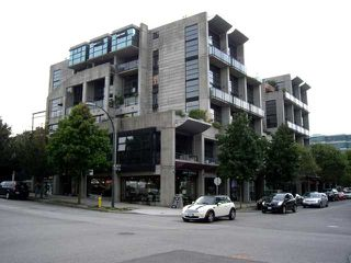 "Photo 1: 713 428 W 8TH Avenue in Vancouver: Mount Pleasant VW Condo for sale in ""THE EXTRAORDINARY LOFTS"" (Vancouver West)  : MLS®# V791853"