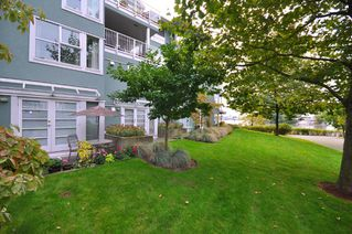 "Photo 23: 103 1920 E KENT SOUTH Avenue in Vancouver: Fraserview VE Townhouse for sale in ""HARBOUR HOUSE"" (Vancouver East)  : MLS®# V802219"