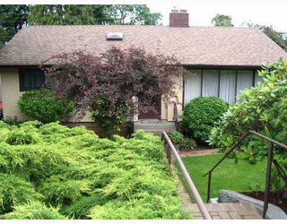 Photo 1: 3913 NITHSDALE Street in Burnaby: Burnaby Hospital House  (Burnaby South)  : MLS®# V803803