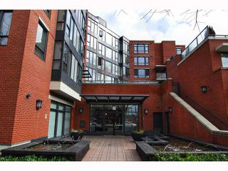 """Photo 1: 329 3228 TUPPER Street in Vancouver: Cambie Condo for sale in """"OLIVE"""" (Vancouver West)  : MLS®# V815657"""