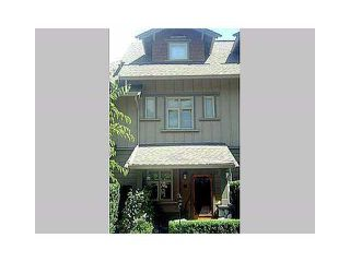 "Photo 2: 239 18 JACK MAHONY Place in New Westminster: GlenBrooke North Townhouse for sale in ""THE WESTERLY"" : MLS®# V829408"