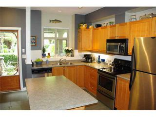 "Photo 1: 239 18 JACK MAHONY Place in New Westminster: GlenBrooke North Townhouse for sale in ""THE WESTERLY"" : MLS®# V829408"