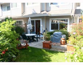 """Photo 1: 57 7488 MULBERRY Place in Burnaby: The Crest Townhouse for sale in """"SIERRA RIDGE"""" (Burnaby East)  : MLS®# V751351"""