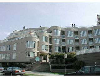 Photo 1: 206 1210 W 8TH Avenue in Vancouver: Fairview VW Condo for sale (Vancouver West)  : MLS®# V772849