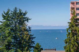 "Photo 2: 602 2167 BELLEVUE Avenue in West Vancouver: Dundarave Condo for sale in ""THE VANDEMAR WEST"" : MLS®# R2401668"