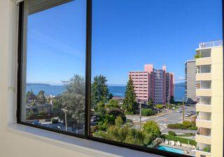 "Photo 14: 602 2167 BELLEVUE Avenue in West Vancouver: Dundarave Condo for sale in ""THE VANDEMAR WEST"" : MLS®# R2401668"