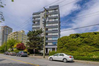"Photo 4: 602 2167 BELLEVUE Avenue in West Vancouver: Dundarave Condo for sale in ""THE VANDEMAR WEST"" : MLS®# R2401668"
