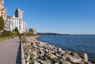 "Photo 19: 602 2167 BELLEVUE Avenue in West Vancouver: Dundarave Condo for sale in ""THE VANDEMAR WEST"" : MLS®# R2401668"