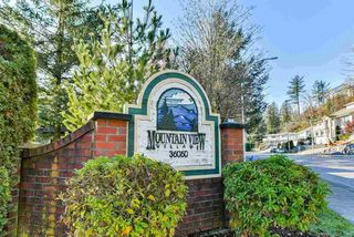 "Main Photo: 97 36060 OLD YALE Road in Abbotsford: Abbotsford East Townhouse for sale in ""Mountain View Village"" : MLS®# R2418065"