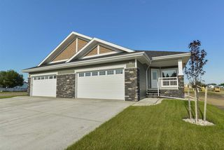 Photo 1: 98 1005 CALAHOO Road: Spruce Grove House Half Duplex for sale : MLS®# E4181268