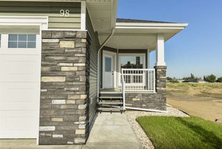 Photo 2: 98 1005 CALAHOO Road: Spruce Grove House Half Duplex for sale : MLS®# E4181268