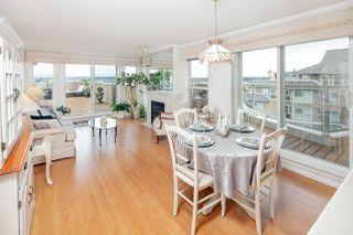 """Photo 7: 435 5880 DOVER Crescent in Richmond: Riverdale RI Condo for sale in """"WATERSIDE"""" : MLS®# R2426516"""
