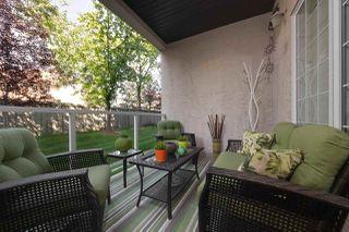 Photo 18: 112 612 111 Street in Edmonton: Zone 55 Condo for sale : MLS®# E4200207