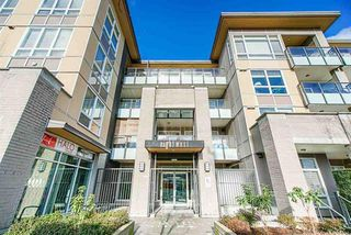 """Photo 1: 211 85 EIGHTH Avenue in New Westminster: GlenBrooke North Condo for sale in """"EIGHTWEST"""" : MLS®# R2462976"""