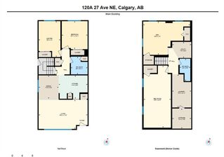Photo 31: 120A 27 Avenue NE in Calgary: Tuxedo Park Semi Detached for sale : MLS®# A1018134
