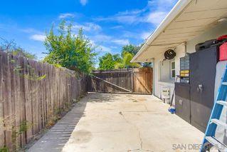 Photo 24: LEMON GROVE House for sale : 2 bedrooms : 7611 Canton Dr