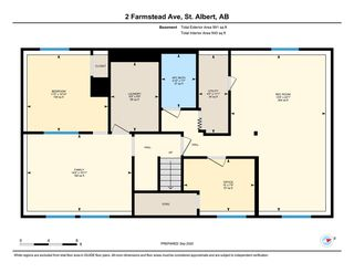 Photo 37: 2 FARMSTEAD Avenue: St. Albert House for sale : MLS®# E4214062