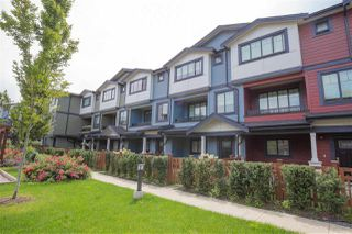 Photo 1: 51 188 WOOD STREET in New Westminster: Queensborough Townhouse for sale : MLS®# R2472944
