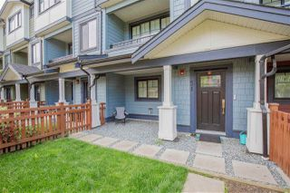 Photo 2: 51 188 WOOD STREET in New Westminster: Queensborough Townhouse for sale : MLS®# R2472944