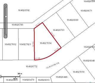 Photo 2: 114 Olauson Crescent in Vanscoy: Lot/Land for sale : MLS®# SK837387