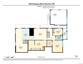 Photo 54: 1424 Seaspray Blvd in : Na Cedar House for sale (Nanaimo)  : MLS®# 862184