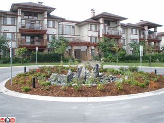 """Photo 1: 104 16483 64TH Avenue in Surrey: Cloverdale BC Condo for sale in """"SAINT ANDREWS"""" (Cloverdale)  : MLS®# F1020760"""