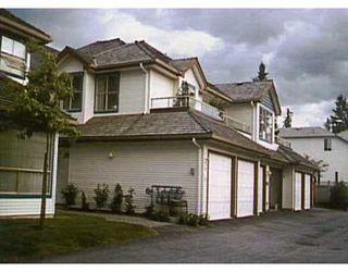 Photo 1: 19 19160 119TH AV in Pitt Meadows: Central Meadows Townhouse for sale : MLS®# V534907