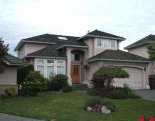 Main Photo: 11096 162A ST in Surrey: Fraser Heights House for sale (North Surrey)  : MLS®# F2512325