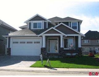 "Photo 1: 45848 VERBENA Drive in Sardis: Sardis East Vedder Rd House for sale in ""HIGGINSON GARDENS"" : MLS®# H2804176"