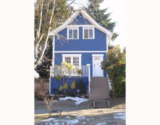 "Photo 1: 5218 PRINCE EDWARD Street in Vancouver: Fraser VE House for sale in ""MAIN/FRASER"" (Vancouver East)  : MLS®# V750728"