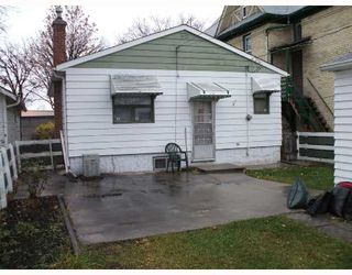 Photo 4: 198 NOTRE DAME Street in WINNIPEG: St Boniface Residential for sale (South East Winnipeg)  : MLS®# 2821147