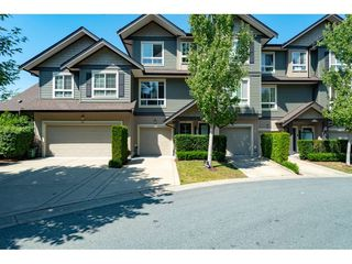 "Main Photo: 55 21867 50 Avenue in Langley: Murrayville Townhouse for sale in ""Winchester"" : MLS®# R2393478"
