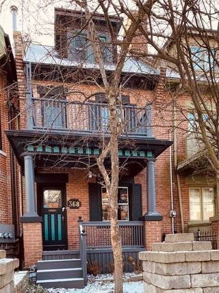 Main Photo: 368 Ontario Street in Toronto: Cabbagetown-South St. James Town House (3-Storey) for lease (Toronto C08)  : MLS®# C4656840