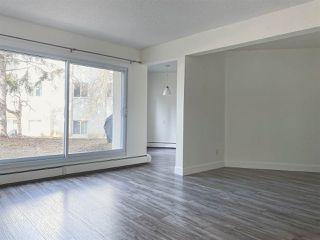 Photo 1: 108 5730 Riverbend Road NW in Edmonton: Zone 14 Condo for sale : MLS®# E4198838