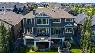 Photo 47: 4031 Whispering River Drive in Edmonton: Zone 56 House for sale : MLS®# E4208742