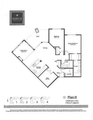 "Photo 4: 311 3192 GLADWIN Road in Abbotsford: Central Abbotsford Condo for sale in ""Brooklyn"" : MLS®# R2490353"