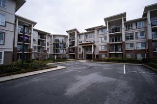 "Photo 1: 311 3192 GLADWIN Road in Abbotsford: Central Abbotsford Condo for sale in ""Brooklyn"" : MLS®# R2490353"