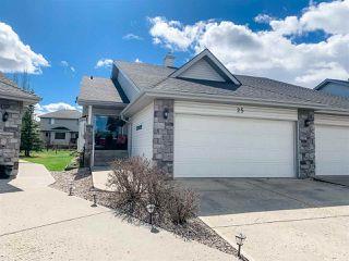 Photo 2: 25 330 Galbraith Close in Edmonton: Zone 58 House Half Duplex for sale : MLS®# E4212476