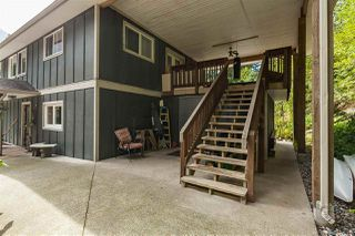 Photo 33: 12845 SYLVESTER Road in Mission: Durieu House for sale : MLS®# R2509887