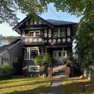 Main Photo: 2631 W 2 Avenue in Vancouver: Kitsilano House for sale (Vancouver West)  : MLS®# R2512345