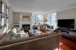 """Photo 3: 402 1406 HARWOOD Street in Vancouver: West End VW Condo for sale in """"JULIA COURT"""" (Vancouver West)  : MLS®# R2527458"""