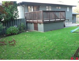 "Photo 10: 3076 TODD Court in Abbotsford: Abbotsford East House for sale in ""MCMILLAN/GLENRIDGE"" : MLS®# F2921643"
