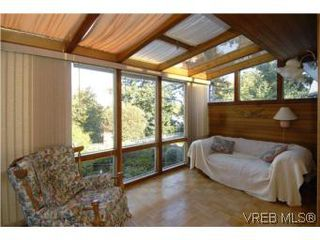 Photo 5: 2882 Wyndeatt Avenue in VICTORIA: SW Gorge Single Family Detached for sale (Saanich West)  : MLS®# 268630