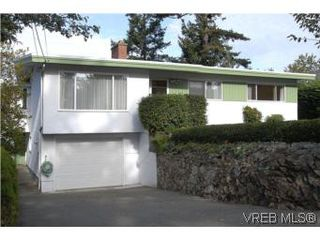 Photo 1: 2882 Wyndeatt Avenue in VICTORIA: SW Gorge Single Family Detached for sale (Saanich West)  : MLS®# 268630