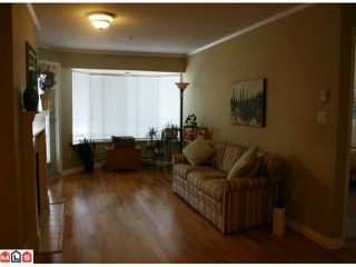 "Photo 3: 221 2962 TRETHEWEY Street in Abbotsford: Abbotsford West Condo for sale in ""CASCADE GREEN"" : MLS®# F1010851"