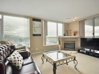 "Photo 3: 2201 2138 MADISON Avenue in Burnaby: Brentwood Park Condo for sale in ""MOSAIC"" (Burnaby North)  : MLS®# V825872"