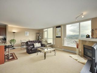 "Photo 2: 2201 2138 MADISON Avenue in Burnaby: Brentwood Park Condo for sale in ""MOSAIC"" (Burnaby North)  : MLS®# V825872"
